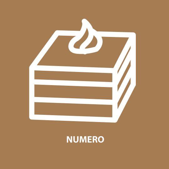 Linea a Numero